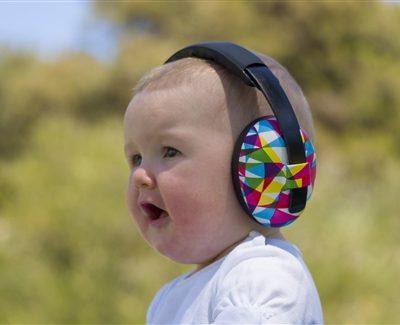 Baby Geo Ear Muffs Baby Banz Africa