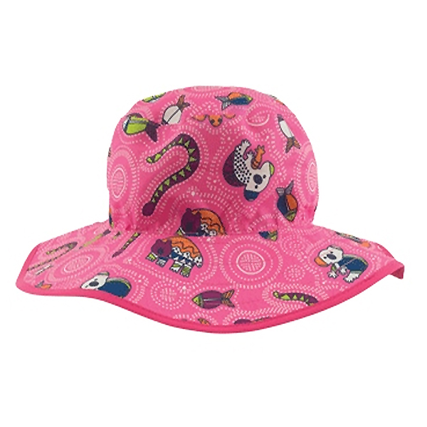 ee37d35bfc4 Dreamtime-Pinki-Reversible-broadrim-Hat-by-Baby-Banz-