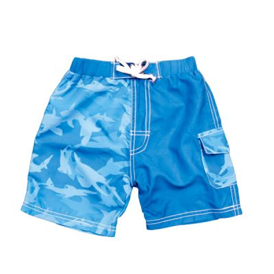 Fin-Frenzy-Board-Shorts-by-Baby-Banz