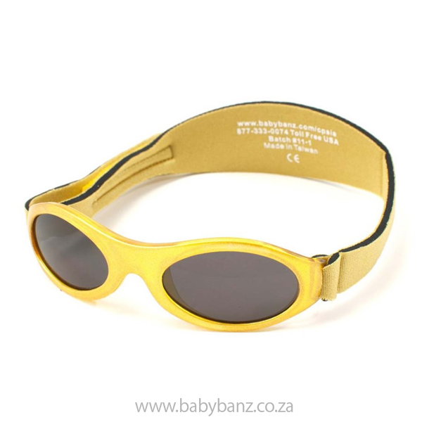 Baby Banz  Retro Banz 0-2 years Wrap Sunglasses Size Baby
