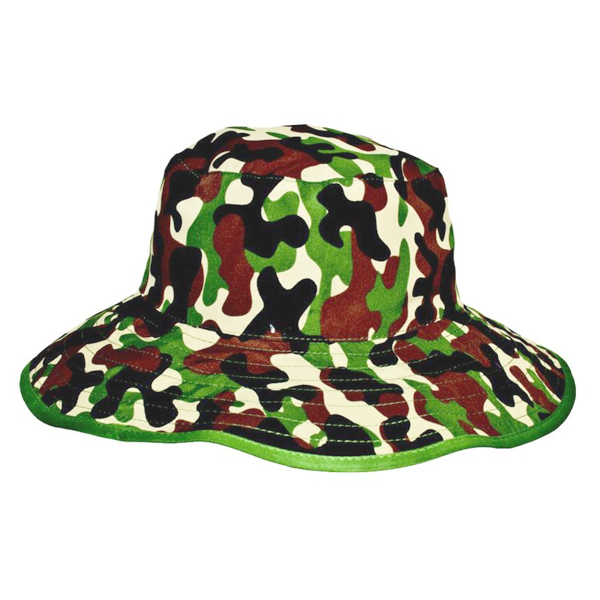 61dca73b5c5 Green-Camo-Reversible-broadrim-Hat-by-Baby-Banz-
