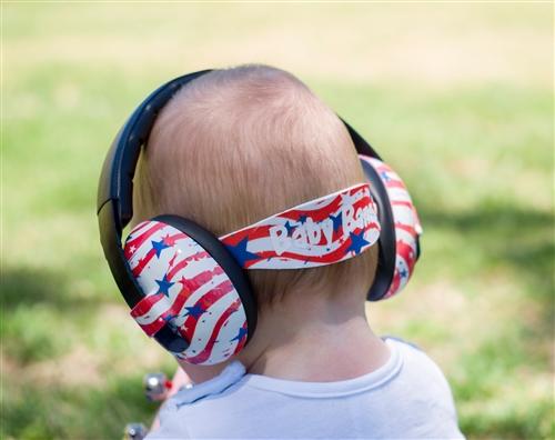 Kids Star Ear Muffs Baby Banz