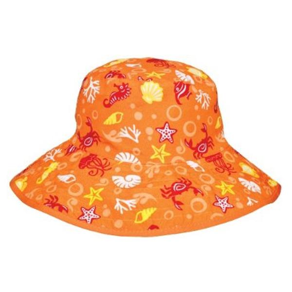 Orange-Tide-Reversible-broadrim-Hat-by-Baby-Banz-Africa
