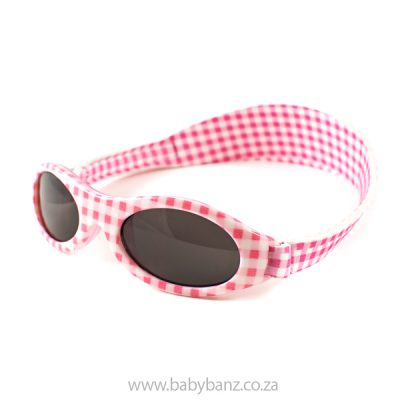 Pink-Check-Adventure-Banz-Sunglasses-by-Baby-Banz-Africa