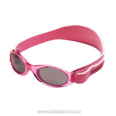 Pink-Ultimate Polarised-Banz-Sunglasses-by-Baby-Banz-Africa