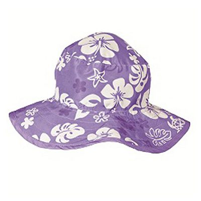 Purple-Hawaiii-Reversible-broadrim-Hat-by-Baby-Banz-Africa