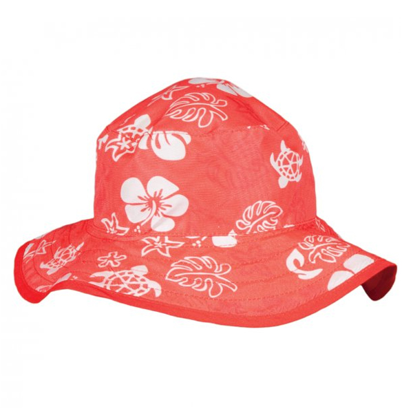Red-Hawaii-Reversible-broadrim-Hat-by-Baby-Banz-Africa