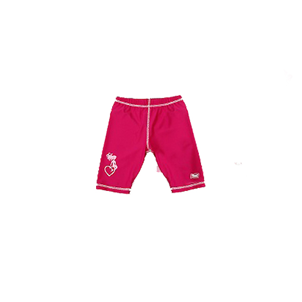 Swimwear---Pink-Mermaid-Rash-Shorts-by-Baby-Banz