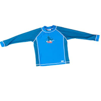 Swimwear---UV-Rash-Shirt---Blue-Surfer-Long-Sleeve-Rash-Shirt