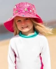 Baby Banz Reversible Braodrim Hats