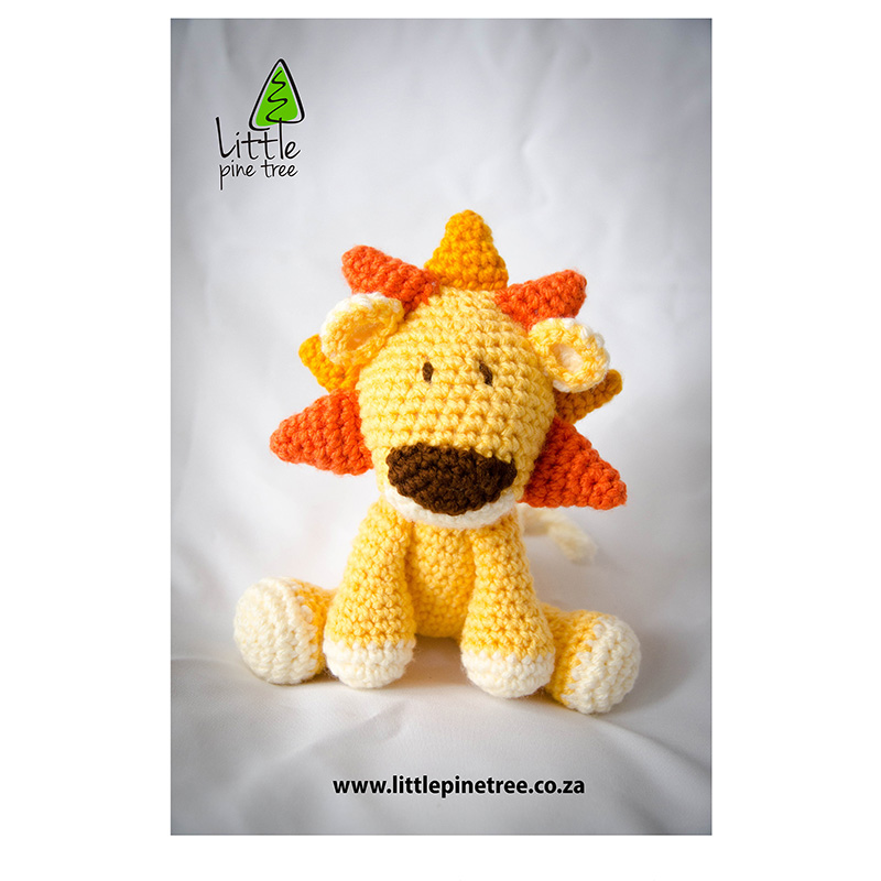 002Lion--Little-Pine-Tree-Toys-buy-from-BabyBanz.co.za