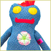 Meet Faith (35cm High) - Shwe Shwe Poppie - Handmade in South Africa by the NGO Intitaive - buy from www.babybanz.co.za