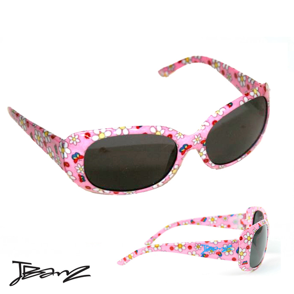 Pink-Flowers-JBanz---Flexible-Polarised-Sungalsses-by-Baby-Banz-AFrica-www.babybanz.co.za