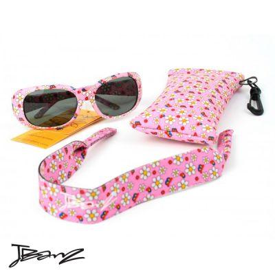 Pink-Flowers-JBanz---Flexible-Polarised-Sungalsses-by-Baby-Banz-AFrica-www.babybanz.co.za