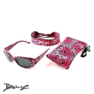 Pink-Leopard-Print-JBanz---Flexible-Polarised-Sungalsses-by-Baby-Banz-AFrica-www.babybanz.co.za