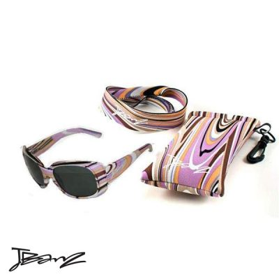 Pink-and-Orange-Stripe-Print-JBanz---Flexible-Polarised-Sungalsses-by-Baby-Banz-AFrica-www.babybanz.co.za