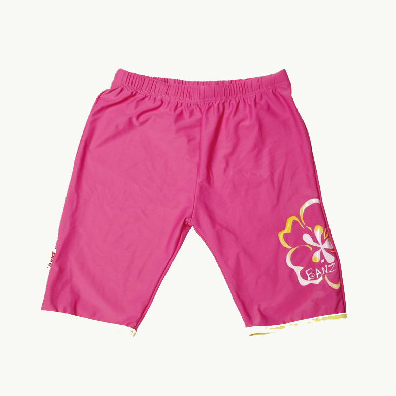 Sun Blossom Rash Shorts for Kids UV Protected - Baby Banz