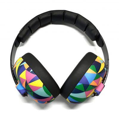 Baby-Kaleidoscope Earmuffs - Banz