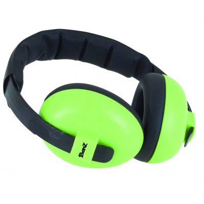 Bright Green Bright Green Children and Toddler Ear Muffs | Baby Banz - www.banzworld.co.za