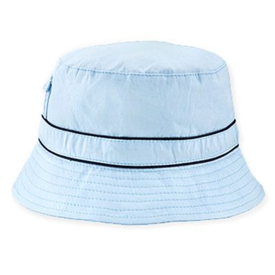 Light Blue Bubzee 100% Cotton Hats - www.banzworld.co.za