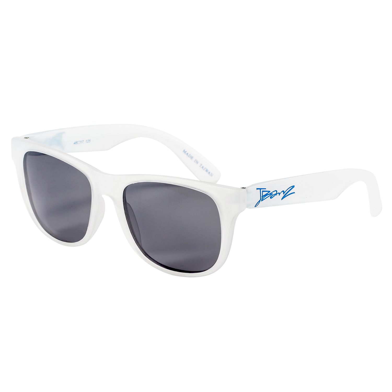 192070895068 White to Blue JBanz Chameleon | Colour Changing Sunglasses for Kids