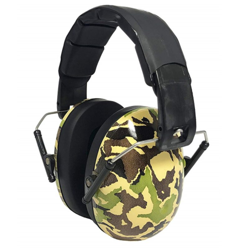 Banz-Kids-Earmuffs-in-Green-Camo-Earmuffs