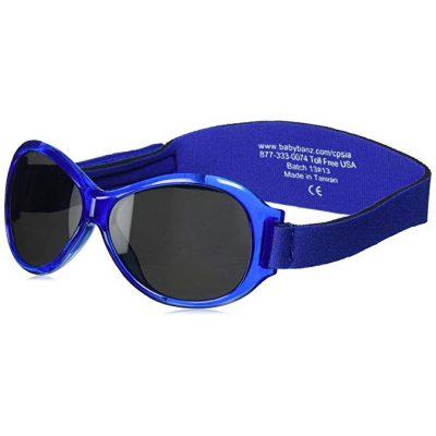 Blue Retro Banz Baby Sunglasses Baby BANZ