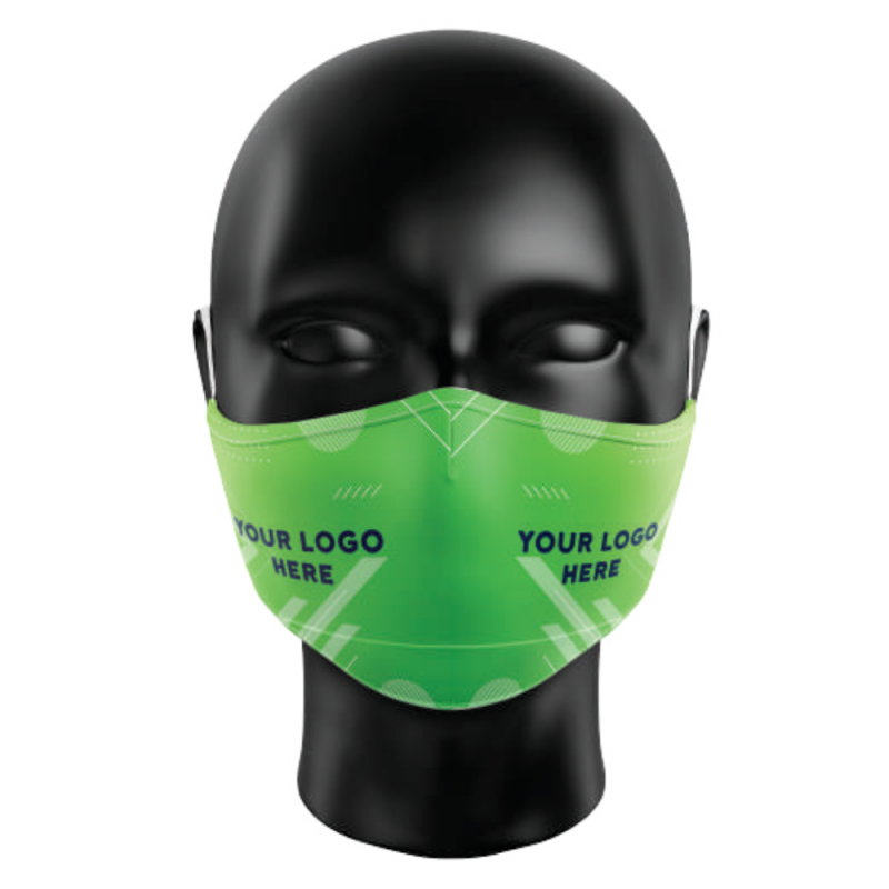 ilter Cloth Masks Outer layer - Fabric with moisture wicking treatment and non woven fused backing for extra filtration. - Middle layer - Removable filter insert. Each mask comes with 2 filters - Inner layer - Soft toweling fabric for extra comfort. - Adjustable elastic straps for a better fit and added comfort. - Machine washable. - Replacement filters available in packs of 10.