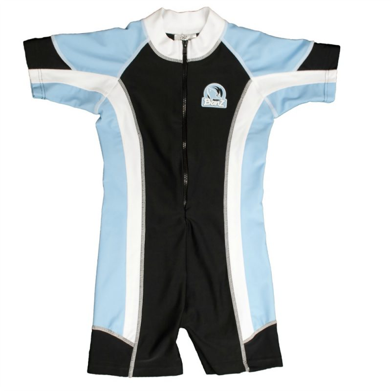 Boys Chloro One Piece Small Swimming Costume by Banz