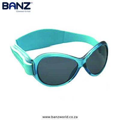 Pink Retro Banz Sunglasses for Babies and Kids banzworld.co.za babybanz.co.za
