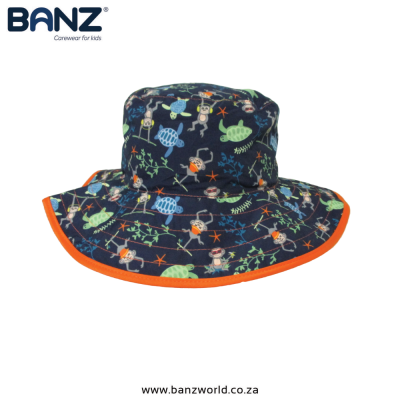 Navy-Jungle-Reversible-Bucket-Banz-Hat-for-Kids-and-Babies-banzworld.co_.za